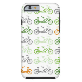 Tandem Bikes and More Tandem Bikes Tough iPhone 6 Case