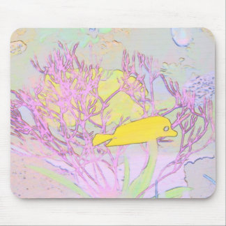 Tang Artistic Mouse Pad