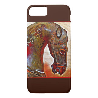 Tang Dynasty horse iPhone 8/7 Case