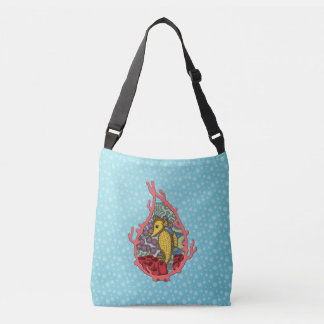Tanga the Seahorse All-Over-Print Bag