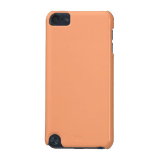 Tangerine iPod Touch (5th Generation) Cover