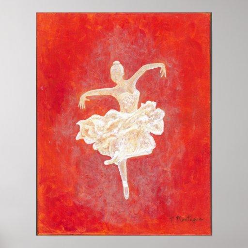 Tangerine Dance Poster