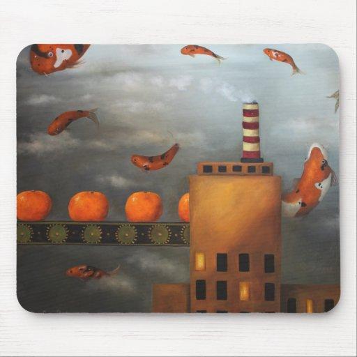 Tangerine Dream Mousepads