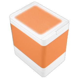 Tangerine Orange Igloo Cool Box