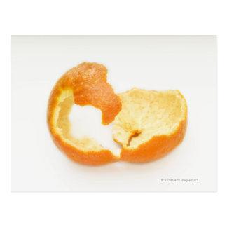 Tangerine peel postcard