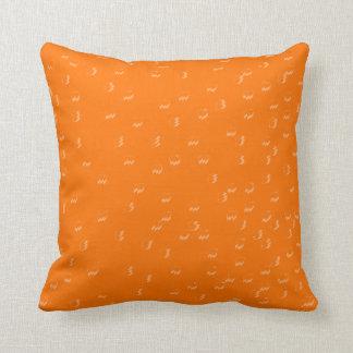 Tangerine Skies Cushion