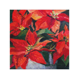 Tangible Glory--Merry Christmas Canvas Print