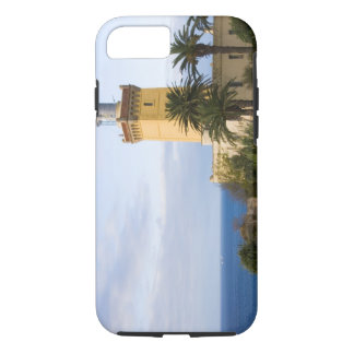 Tangier Morocco lighthouse at Cap Spartel iPhone 8/7 Case