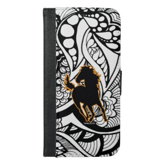 Tangld Horse phone wallet case