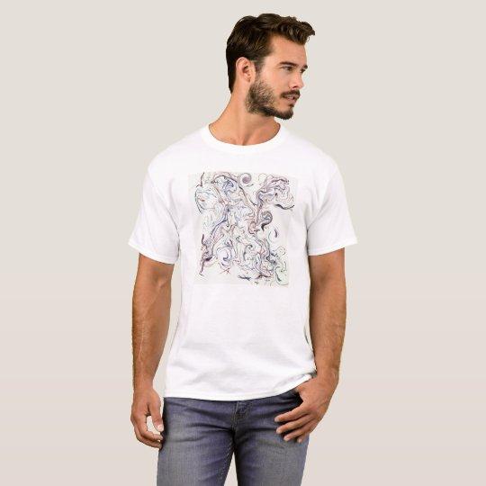 Tangled1 Men's T-shirt