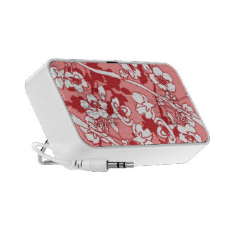 Tangled Cherry Blossoms iPhone Speaker