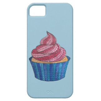 Tangled Cupcake Case-Mate Barely There iPhone 5/5S iPhone 5 Cover