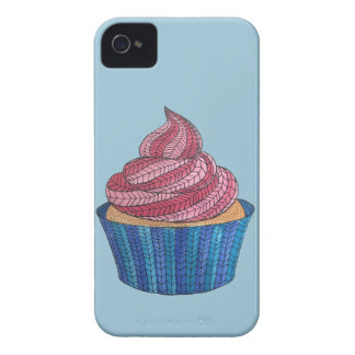 Tangled Cupcake iPhone 4 Universal Case iPhone 4 Case-Mate Case