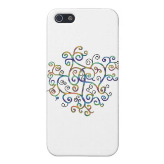 Tangled Hearts iPhone Cast Case For iPhone 5/5S