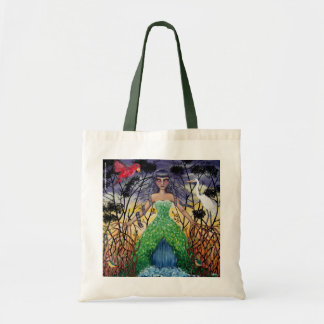 Tangled in the Mangroves Budget Tote Bag