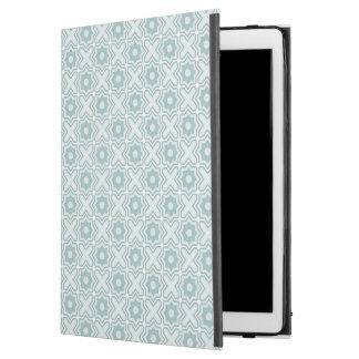 """Tangled Lattice Pattern iPad Pro 12.9"""" Case"""
