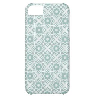 Tangled Lattice Pattern iPhone 5C Case