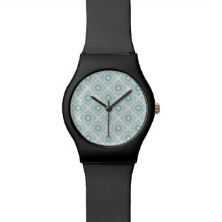Tangled Lattice Pattern Watch