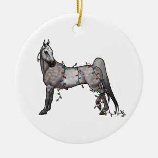 tangled ornament - Horse Christmas Decorations Uk