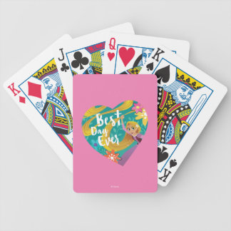 Tangled | Rapunzel - Best Day Ever Bicycle Playing Cards