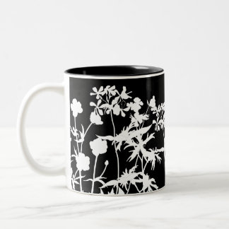 Tangled Wildflowers Mug