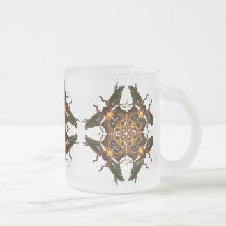Tanglinga 15 frosted glass mug