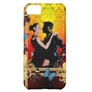 Tango and damask iPhone 5C case