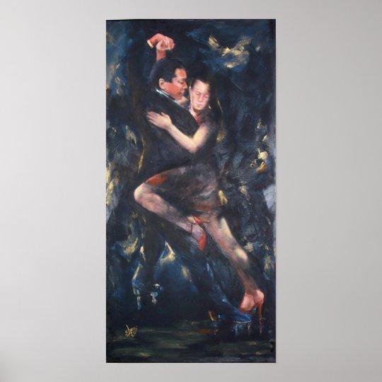 Tango Apasionado/St. Thomass Poster