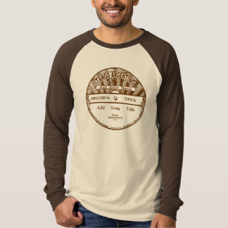 Tango Argentino Record T-Shirt