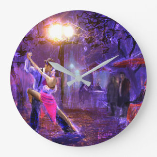 Tango AT night in Buenos Aires Clocks