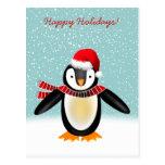 Tango Christmas Postcard