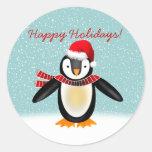 Tango Christmas Sticker