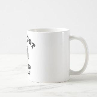 Tango dance designs basic white mug