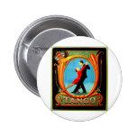 Tango Dancer Pin