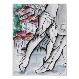 Tango in Spain Poster