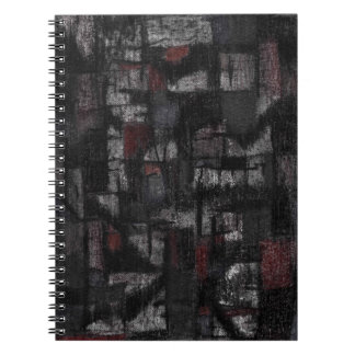 Tango in the rain notebook