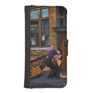 Tango in the Street Painting iPhone 5/5s Case