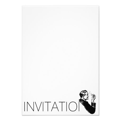Tango Invitation