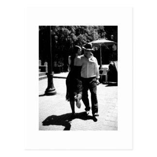 Tango Kick Postcard