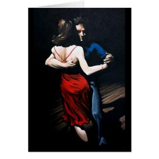 Tango Love Card