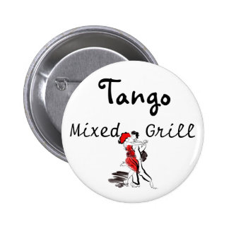 Tango Mixed Grill 6 Cm Round Badge