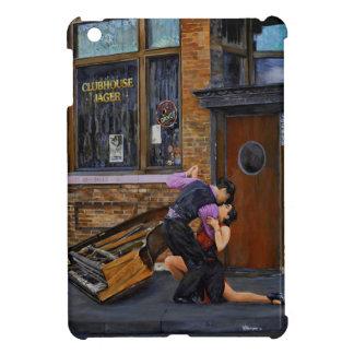 Tango on the Street by Steve Berger iPad Mini Case