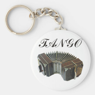 Tango Products & Designs! Argentina Music! Key Ring