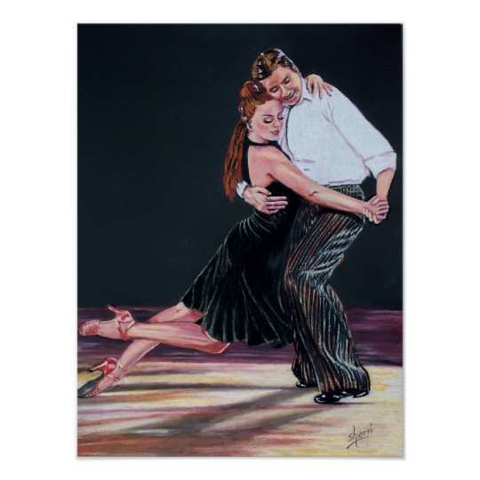 Tango Sensual Poster