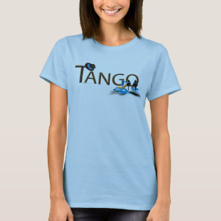 Tango shoes and hat no floor T-Shirt