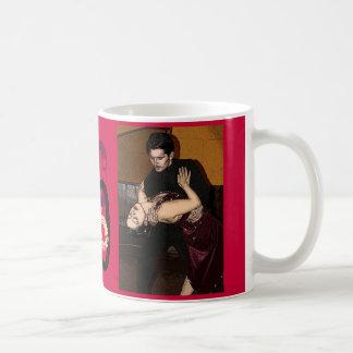 TANGO TANGO TANGO COFFEE MUG