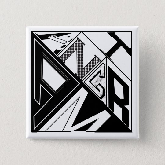 Tangram Design-RokCloneDesigns Original Button