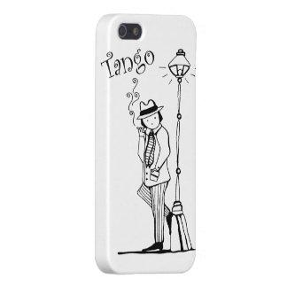 Tanguerito Compadrito Tango character iPhone 5 Cover