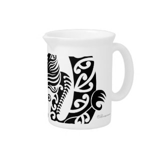 Taniwha Dragon Pitcher
