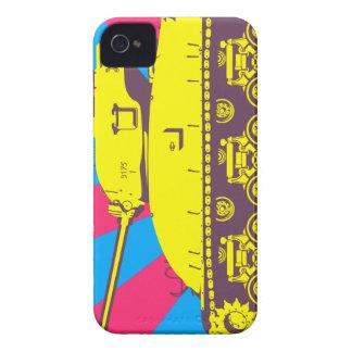 Tank Blackberry Case (neon) iPhone 4 Case-Mate Case